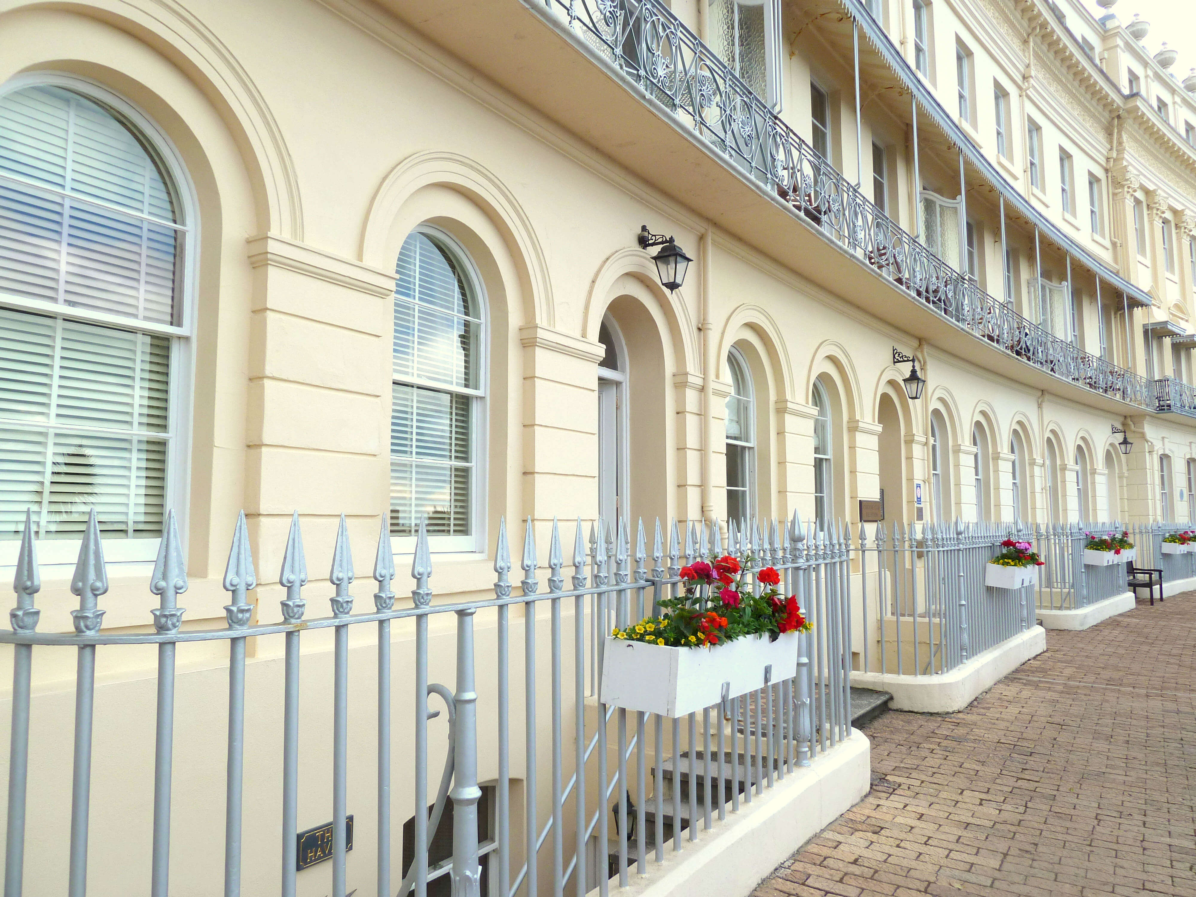 Hesketh Crescent Apartment - an ideal base from which to explore Agatha Christie's Torquay