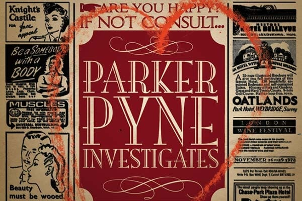 Parker Pyne - one of Agatha Christie's other detectives.